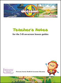 PSHE primary level resource and lesson reward stickers for achievement