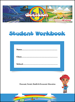 PSHE resource character to aid in PSHE lesson and child development at primary level