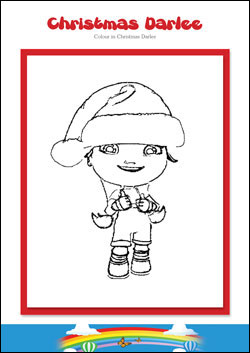 Free PSHE-lesson material - christmas activity