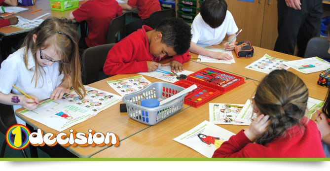 Contact us for PSHE primary classroom resources