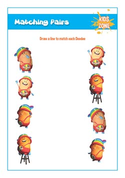 free pshe lesson support - matching pairs game
