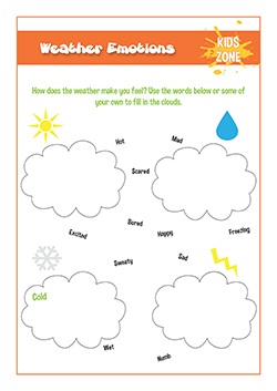 PSHE resources for primary schools - rainy day activities