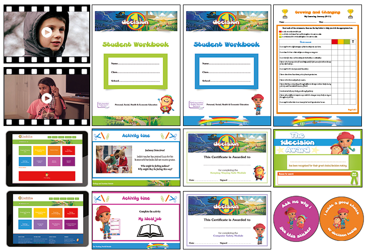 High Standard PSHE resources and lessons for Primary Education - create unique bespoke lessons for your classroom