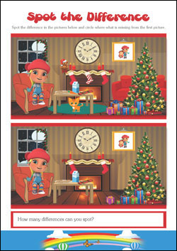 free primary resources - christmas activities