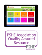 PSHE primary resources uk Kitemark Assured Logo